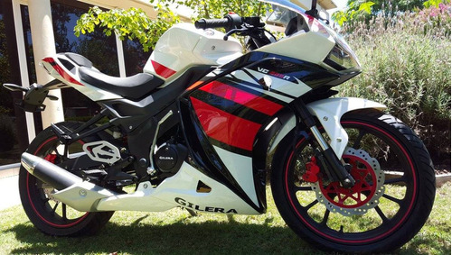 moto gilera vc 200 r sport racing pista ninja rz eccomotor