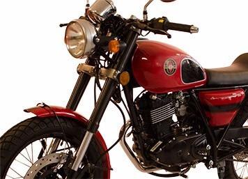 moto gilera vc 200 super sport cafe racer 0km 2019