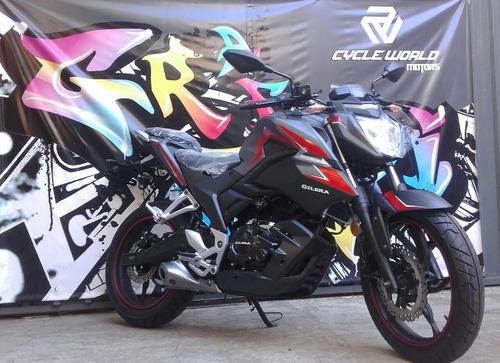 moto gilera vc 250 naked 0km 2019 cycle world motors al 19/7