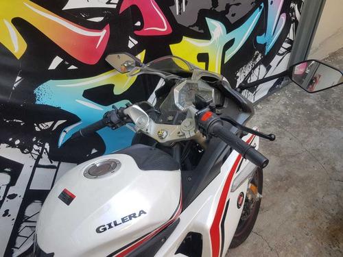 moto gilera vc 250 prova  0km 2018 refrigerada aceite  25/5