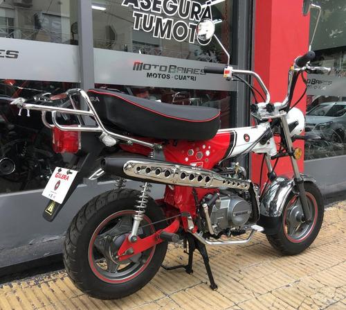 moto gilera vc 70 vc70 dax dx 0km 2019 ahora 12 y 18