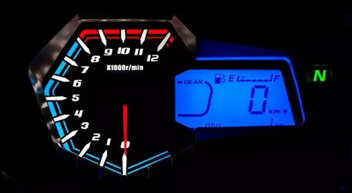 moto gilera vc250 prova 2019 0km