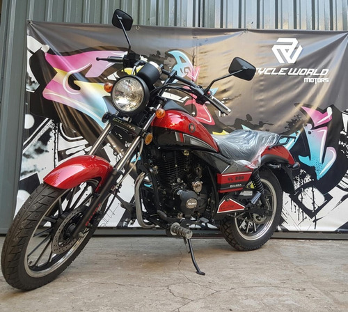 moto gilera yl 200 custom 2020 0km con balanceador 19/7