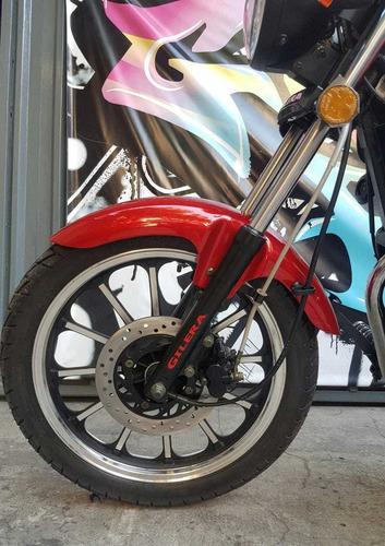 moto gilera yl 200 custom 2020 0km con balanceador 6/6