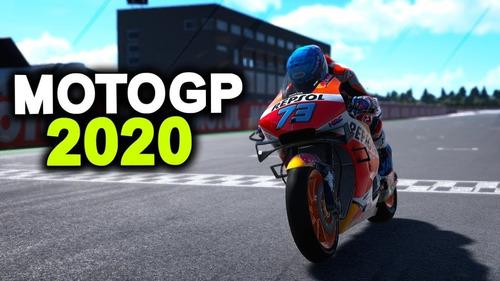 moto gp 20 ps4  motogp 2020