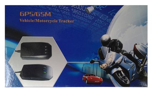 moto gps tracker rastreo satelital anti robo rustico atraco.