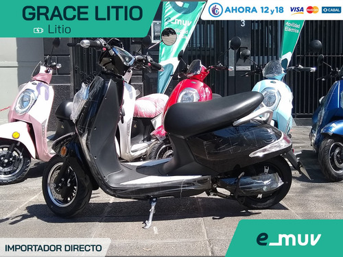 moto grace emuv bat.litio mot.bosch 800w encend. a distancia