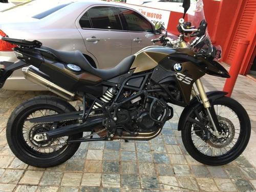 moto gs f800 2014 - troco/ parcelo