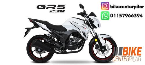 moto guerrero 230 gr5 oficial bikecenter motos gr5230 al