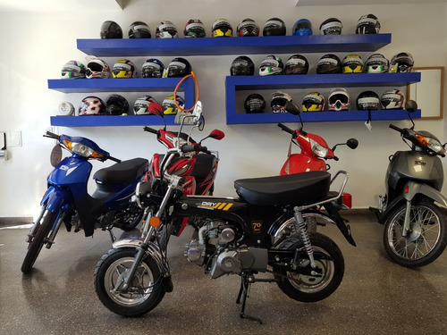 moto guerrero day 70 dx hot dax al