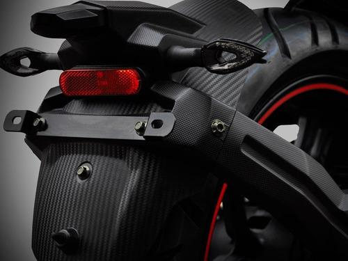 moto guerrero gr6 300 - 29hp - tnt300 naked calle rouser