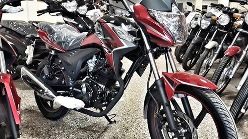 moto guerrero grm 150 calle nueva okm naked cbybr cg titan