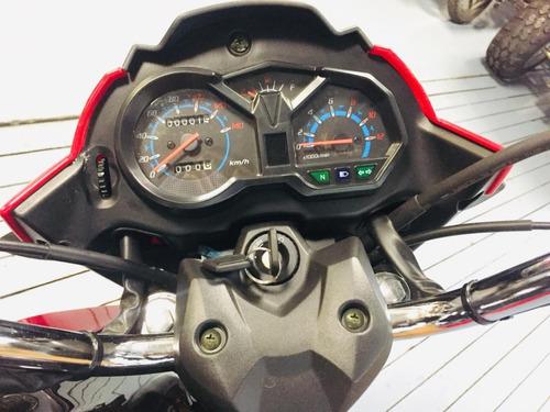 moto guerrero grm 150 rx1 cb fz ybr permuto