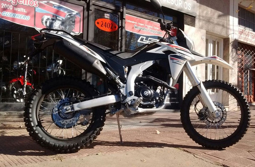 moto guerrero gxr 250 on of enduro cross en oferta