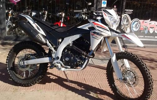 moto guerrero gxr 250 on of enduro cross en oferta