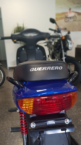moto guerrero motos