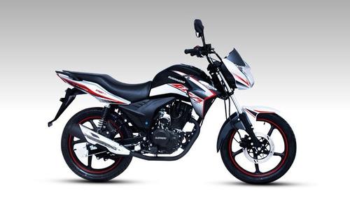 moto guerrero naked