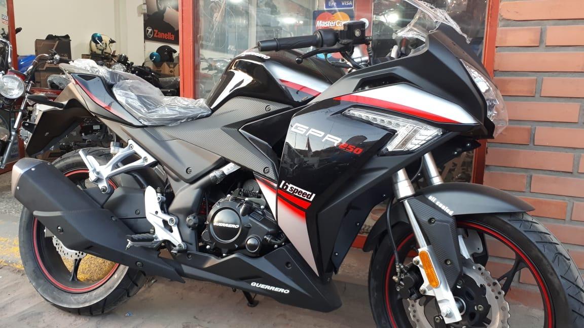 Zanella Zr 250 Cc Igual Que Skua 250 Enduro - $ 41.690 en