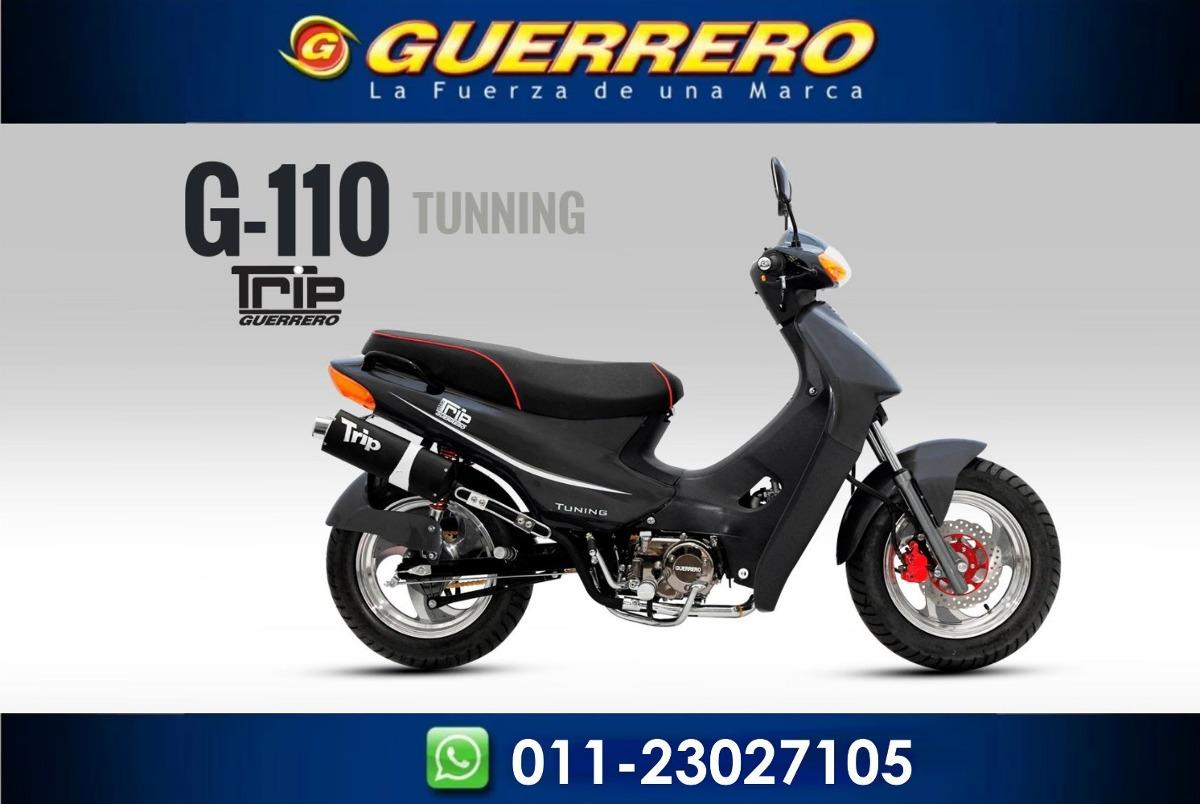 Moto Guerrero Gpr 250 Caja 6ta Naked Pista Financiación