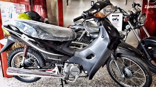 moto guerrero trip 110 ba -  nueva biz zb due crypton energy