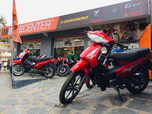 moto guerrero trip 110 tuning bikecenter