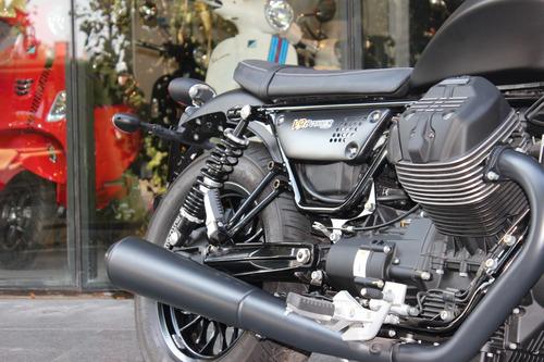 moto guzzi 0 km v9 bobber  - motoplex devoto