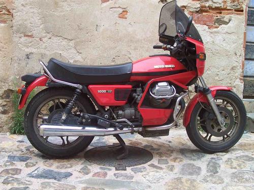 moto guzzi 1979 sp1000 le mans cafe racer a restaurar