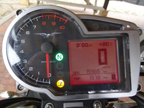 moto guzzi griso 1200