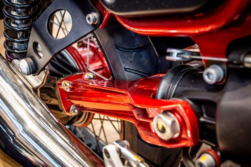 moto guzzi racer- =kilómetros