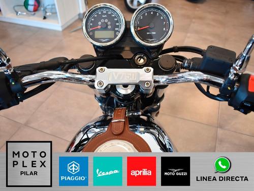 moto guzzi v7 50 aniversario 0km 2018