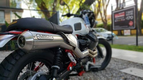 moto guzzi v7 ii - motoplex san isidro