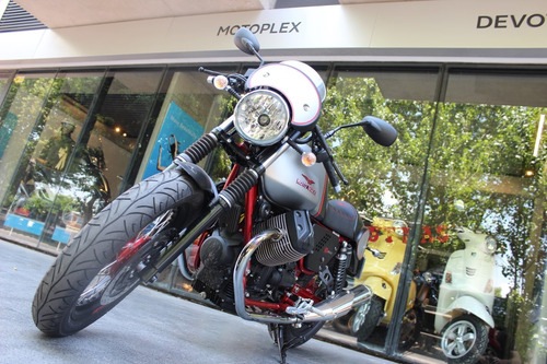 moto guzzi v7 ii racer 150 km - motoplex devoto usados