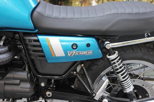 moto guzzi  v7 iii special 0km abs retro - motoplex devoto