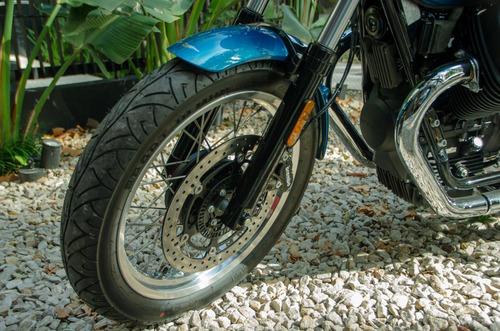moto guzzi v7 iii special azul motoplex san isidro no ducati