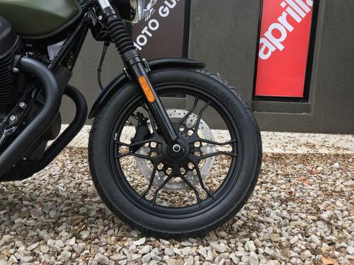 moto guzzi v7 iii stone 0 km  no triumph no scrambler ducati