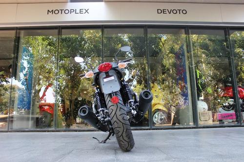 moto guzzi v7 iii stone abs - motoplex devoto