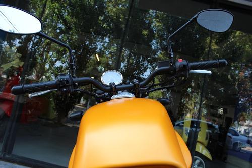 moto guzzi v7 iii stone scrambler - motoplex devoto ducati