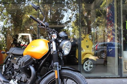 moto guzzi v7 iii stone último modelo 0 km - motoplex devoto