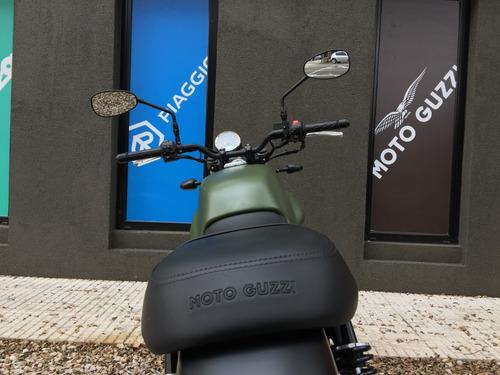 moto guzzi v7 iii stone verde 0 km abs motoplex san isidro
