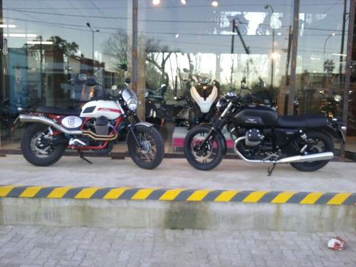 moto guzzi v7 racer 0km 2017 motoplex tigre