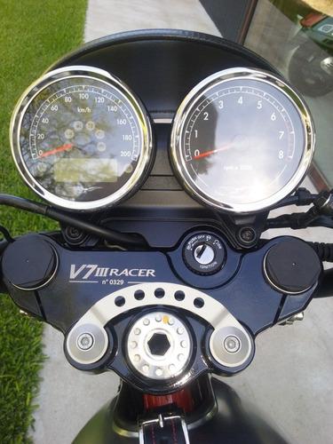 moto guzzi v7 racer 0km 2018 motoplex tigre