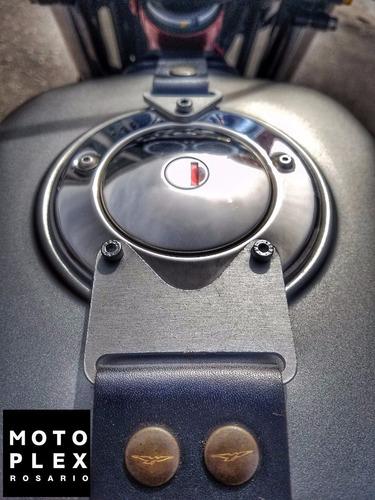 moto guzzi  v7  racer 700cc okm  abs entrega inmediata..