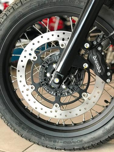 moto guzzi v7 racer abs!motoplex rosario*dealer oficial*