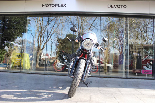 moto guzzi v7 racer motoplex devoto - 60 cuotas!