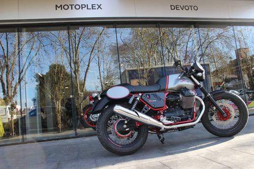 moto guzzi v7 racer motoplex devoto