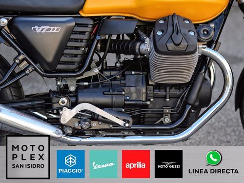 moto guzzi v7 stone 750i abs 0km 2017 motoplex san isidro.