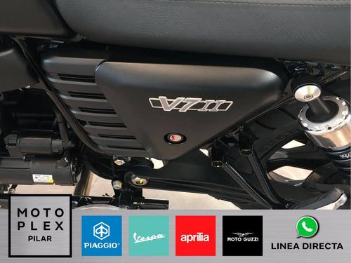 moto guzzi v7 stone 750i abs 0km 2018
