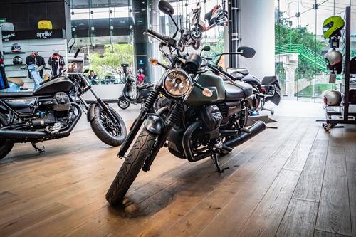 moto guzzi v7 stone (nueva)