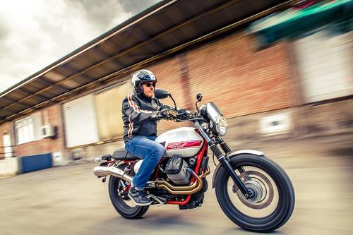 moto guzzi v7 stornello 0 km car one motos super outlet