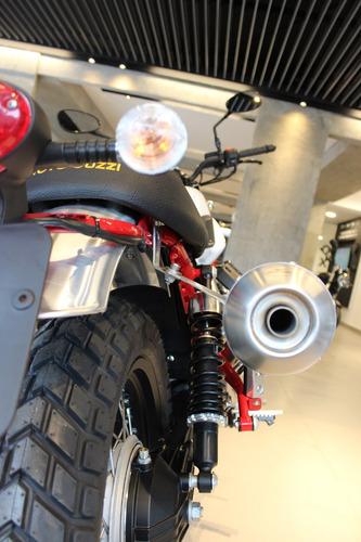 moto guzzi v7 stornello 750i - 1.000 en el mundo